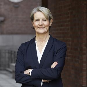 Charlotte Arup, HR Director
