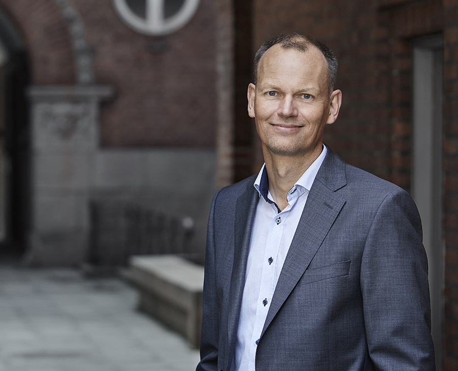 Niels Munck Hansen, Chief Executive Officer